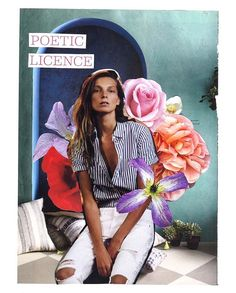 daria werbowy flower collage   katy edling