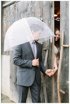 Blind first look, barn wedding Butler, PA