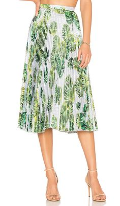 Shop for DELFI Clara Skirt in Multi at REVOLVE. Free day shipping and returns, 30 day price match guarantee. Palm Print, Revolve Clothing, Midi Skirt, Gowns, Skirts, Clothes, Shopping, Dresses, Women