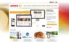 Creazione siti e web marketing - www.sunet.it
