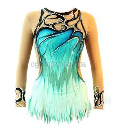Frozen Gymnastics Leotard