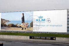 klm billboard