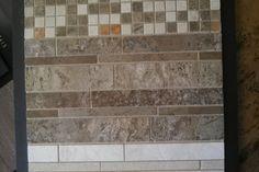 Shower tile trims Tile Trim, Master Bathroom, Tile Floor, Flooring, Shower, Rain Shower Heads, Master Bath, Master Bathrooms, Tile Flooring