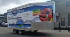 Vehicle wraps consist of full colour digitally printed graphics that are custom fit to your specific make and model. The design of choice is then skilfully applied to your car or truck. Truck Decals, Vehicle Wraps, Car Advertising, Car Wrap, Trucks, Graphics, Colour, Printed, Fit
