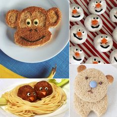 Play With Your Food! 50 Fun Ways to Feed Your Kids