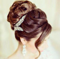 Peinados de boda recogidos paso a paso