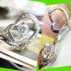 Love Together Statement Ring Set (2 Rings, Detachable) | LilyFair Jewelry, $19.99!