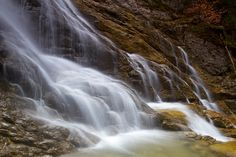 Waterfall by Cassagne Waterfalls, Photographs, Awesome, Nature, Travel, Outdoor, Outdoors, Naturaleza, Viajes