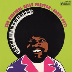 Piano Man Billy Preston, Groove is in the Art