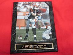 Carson Palmer Oakland Raiders Plaque