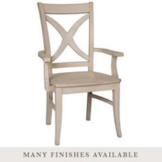 Tritter Feefer Home Collection Lausanne Arm Chair