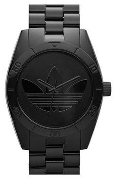 competitive price 72314 888fe adidas Originals  Santiago  Bracelet Watch   Nordstrom