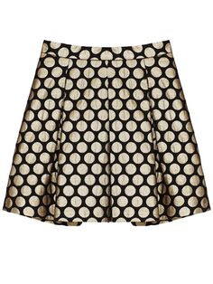 Vince Camuto Top - Bargain Vintage Polka Dot Fashion - Marie Claire