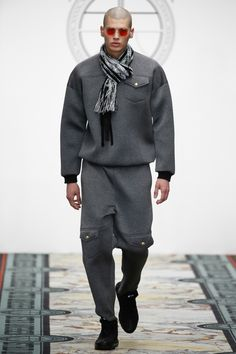Astrid Andersen | Menswear - Autumn 2016 | Look 2