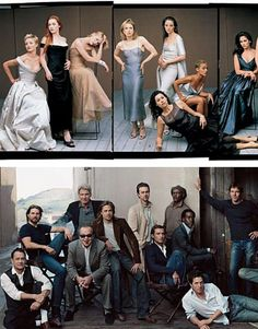 16 fold out covers Vanity Fair