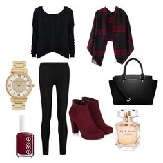 Designer Clothes, Shoes & Bags for Women Donna Karan, Elie Saab, Alice Olivia, Essie, Michael Kors, Shoe Bag, Polyvore, Stuff To Buy, Outfits