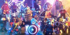 Ecco il primo trailer ufficiale di LEGO Marvel Super Heroes 2