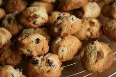 #biscottini con #uvetta e #miele #merenda #dolcidinatale