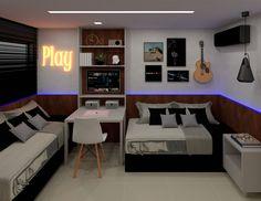 Restoration Hardware Bedroom, Boys Bedroom Decor, Corner Desk, New Homes, House, Furniture, Home Decor, Male Bedroom Design, Box Room Ideas