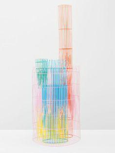 Paper sculpture, Julie Richoz, swiss designer
