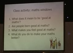 Questions to ask yourself and kids about maths
