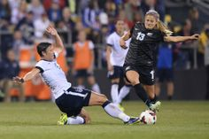 Turf Wars: Women Soccer Players Say Artificial Grass Rule Is Discriminatory (Time)