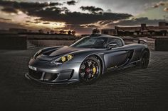 "500px / Photo ""Porsche Gemballa Mirage GT Matt Edition"" by Simon Newton"