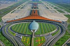 Biggest Airport In The World - You Will Never Guess