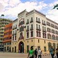 Edificio Coltabaco Cali, Multi Story Building, Street View, Socialism, Buildings, Architecture