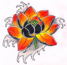 Black Lotus by Kirzten on DeviantArt