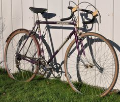 Topic And falcon san remo vintage bicycle