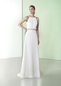 Robe de mariée Marylise - Découvrez la collection dans notre boutique Les Mariées de NR