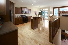 WestViews Builders | Highwood Villas | Calgary | Open Space Kitchen Space Kitchen, Calgary, Villas, Bungalow, Luxury, Home Decor, Homemade Home Decor, Mansions, Bungalows