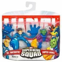 Marvel Super Hero Squad Mr Fantastic  Super Skrull -- Want additional info? Click on the image.