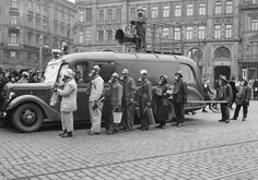 Civil Defense exercise Helsinki 1939.  All Things Finnish : Photo  photo credit: Finnish Museum of Photography