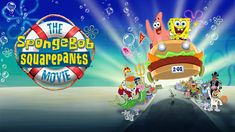 Paramount+, the newly launched streaming service from ViacomCBS, has added The SpongeBob SquarePants Movie, the original theatrical outing for Nickelodeon's beloved animated series, SpongeBob SquarePants to its content library! Try Paramount+ for FREE today at paramountplus.com!In The SpongeBob SquarePants Movie (2004), television's favorite addle-brained ocean dweller comes to the big screen with this adventure that finds SpongeBob (voice of Tom Kenny) embarking on a quest with h