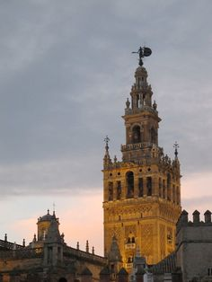 Sevilla, Andalusia, Spain - all time fave!!!