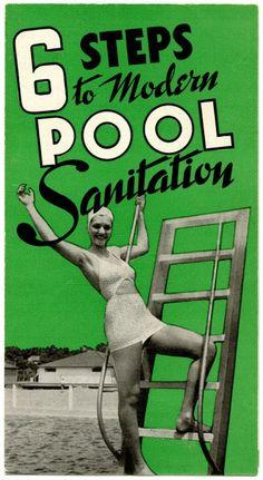 Step 1:  Do Not Pee in My Pool  ~~ Houston Foodlovers Book Club