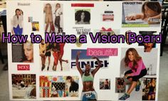 How to Create a Vision Board via The Writeous Babe Project
