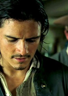 William Turner Pirates of the Caribbean Orlando Bloom
