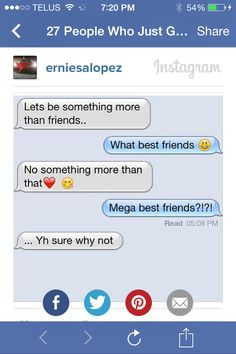 Mega best friends!