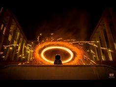 Behind The Scenes Video: Benjamin Von Wong Shoots Blazing Fine Art   Fstoppers