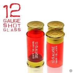 12 gauge Shot Glass – Funky Store