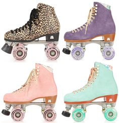 The pink ones are on my wishlist