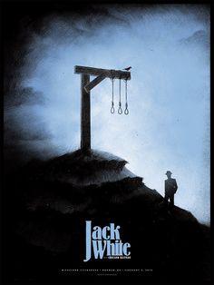 Justin Erickson Jack White Norman Poster Release Details