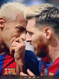 Dos genios conversan sobre futbol