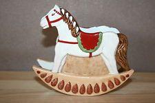 Ginger Fancy Leuchter / Kerzenständer Schaukelpferd Villeroy&Boch