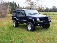 jeep cherokee xj - Google Search