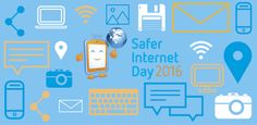 Help your students and children to become better internet users by celebrating Safer Internet Day (SID) in school or at home on Tuesday, February We've lots of ideas to help you celebrate SID. Safe Internet, Internet Safety, E Journals, Digital Citizenship, Science, Day, Follower
