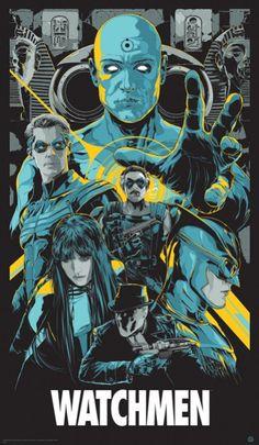 Watchmen - Variant – Mondo